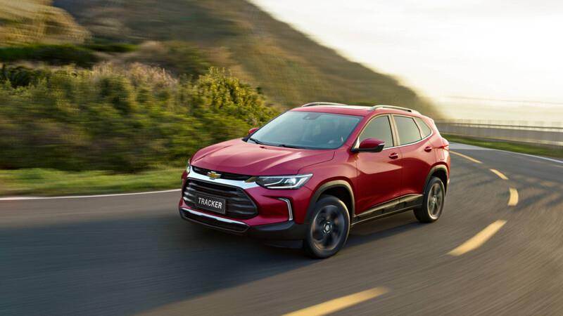 Chevrolet Tracker 2021 en Chile: precios, versiones y equipamiento