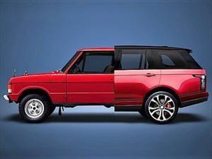 Range Rover y su evolución con el paso de los años