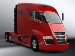 Nikola One, el camión eléctrico del futuro está presente