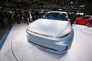 Hyundai Future Eco Fuel Cell, el futuro más cerca