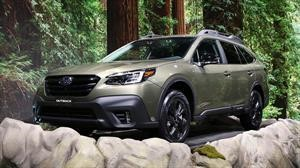 Subaru Outback 2020: familiar, ruda y turbocargada
