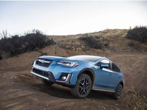 Subaru Crosstrek Hybrid, el primer híbrido enchufable de la marca