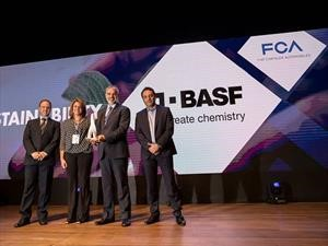 FIAT Chrysler Automobiles otorga un premio a BASF