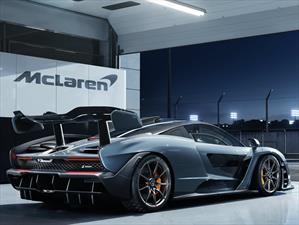 McLaren impone récord de ventas en 2017