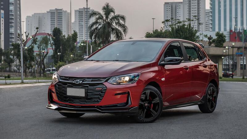 Así sería el Chevrolet Onix SS con motor 1.2 Turbo