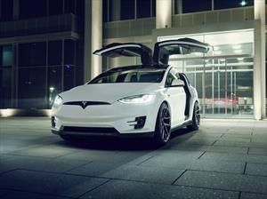 Tesla Model X por Novitec, perfección eléctrica