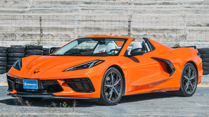 Chevrolet Corvette Stingray Convertible 2021 a prueba, retoma el estilo del C3 Targa