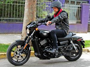 Harley-Davidson lanza en Chile la Street 750, su primera moto urbana