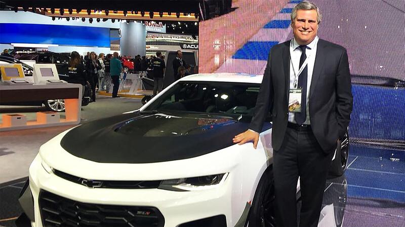 El argentino Carlos Zarlenga, motor del cambio de Chevrolet, deja GM