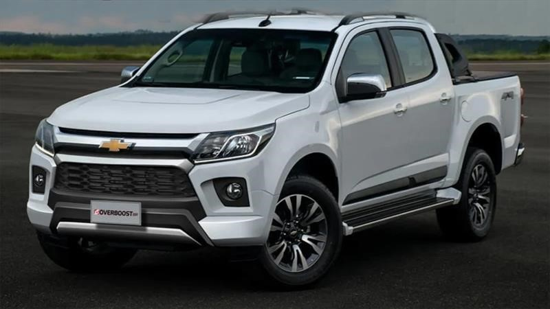 Chevrolet Colorado 2021 se renueva