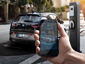 BMW i instala 30 estaciones de recarga pública en México