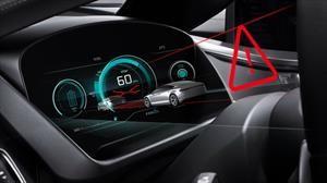 Se viene las pantallas 3D en los autos