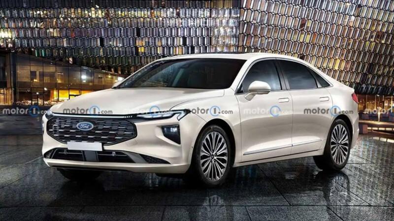 Ni crossover, ni coupé: ¿Será así el nuevo Ford Mondeo / Fusion?