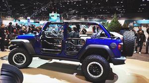 Jeep Wrangler JPP 20, una edición especial con esteriodes