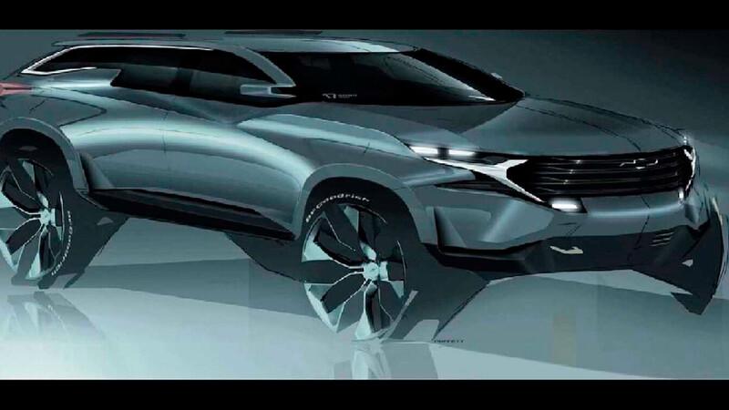¿Se viene el Chevrolet Camaro eléctrico?