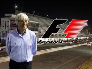 Video: El trazado de la pista de México para la F1
