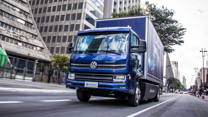 Volkswagen inicia las ventas de su primer camión eléctrico