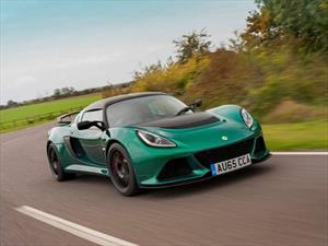 Lotus Exige Sport 350, misma potencia y menor peso