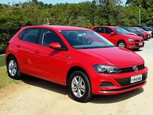 Volkswagen Polo 2018, contacto desde Sao Paulo
