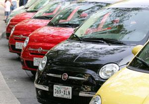 FIAT 500 obtiene el Top Safety Pick 2011 por parte del IIHS