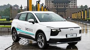 Aiways U5 EV, el SUV eléctrico marca un récord Guinness