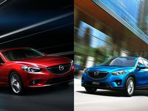 Mazda CX-5 y Mazda 6, los carros más seguros según IIHS
