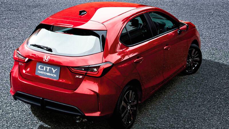 El Honda City hatchback también asomará por nuestra región