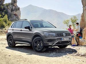 Volkswagen Tiguan presenta variante Offroad