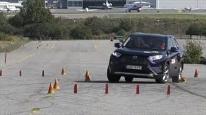 Toyota Rav4 no puede superar la prueba del alce en Europa