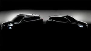 Chevrolet prepara el debut de la Tracker y la Trailblazer en Shanghái