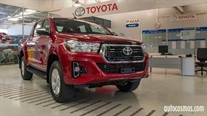Toyota Hilux 2020 recibe más seguridad de serie