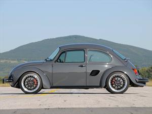 Este Escarabajo tiene alma de Porsche Boxster