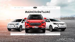 ¿Sabías que ya puedes comprar un auto JAC en línea?