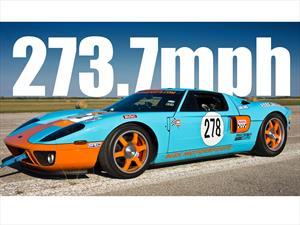 Video: Un Ford GT a más de 430 Km/h