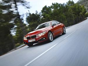 BMW presenta al nuevo Serie 4