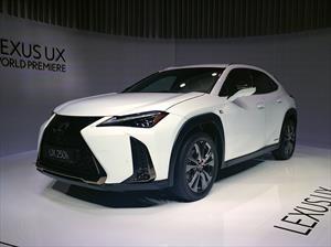 Lexus UX, la marca aterriza en el segmento de las SUV compactas