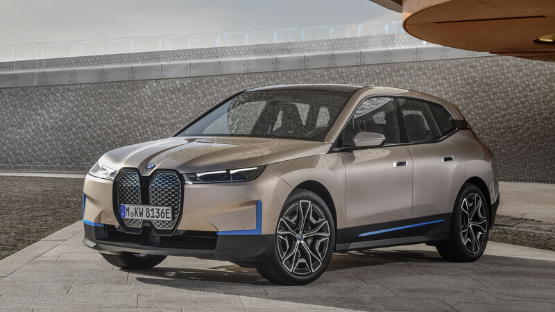 BMW confirma llegada de las SUV eléctricas iX3 e iX en 2021