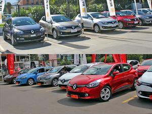 Renault Chile: Alerta de seguridad modelos Clio IV, Fluence y Megane lll