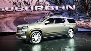 Chevrolet Suburban 2021, descubre la nueva generación.
