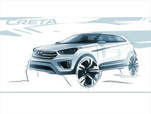 Hyundai Creta, el futuro crossover para competir contra Honda HR-V