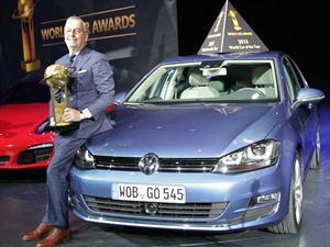 El Volkswagen Golf VII es el Auto Mundial 2013