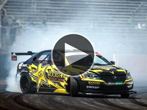 Video: Tanner Foust haciendo drift en su Volkswagen Passat