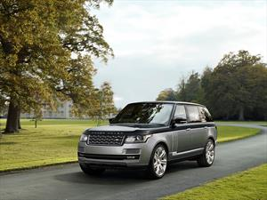 Range Rover SV Autobiography 2016 se presenta
