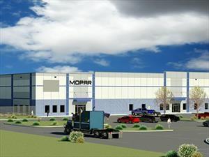 FCA US invierte $10.4 millones de dólares en un nuevo centro de distribución Mopar