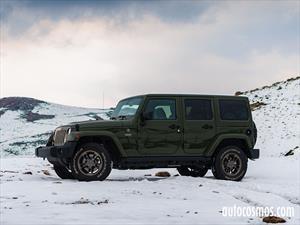 Probamos el Jeep Wrangler Unlimited Edición 75 Aniversario