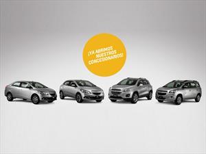 Chevrolet vuelve a las promociones