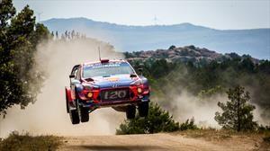 WRC 2019: Tänak falla en la última especial y Sordo recoge el regalo