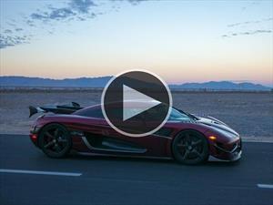 Koenigsegg Agera RS, el Rey de la Velocidad