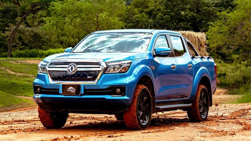 Auteco Mobility trae a Colombia la primera pick-up 100% eléctrica