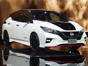Nissan Leaf NISMO Concept es el GTI de los eléctricos